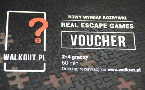 Walkout - Real Escape Games