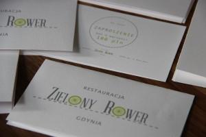 Zielony Rower restauracja