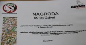 Azymut 45 - Uczniowski Klub Sportowy