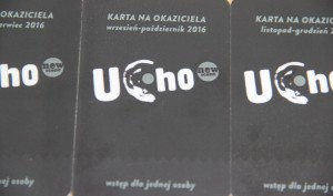 KM Ucho
